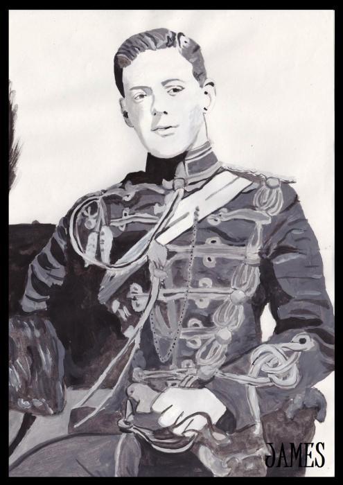 Winston Churchill par James